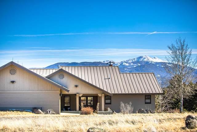 884 Wapiti Mountain Road, Butte, MT 59701 (MLS #22104440) :: Montana Life Real Estate