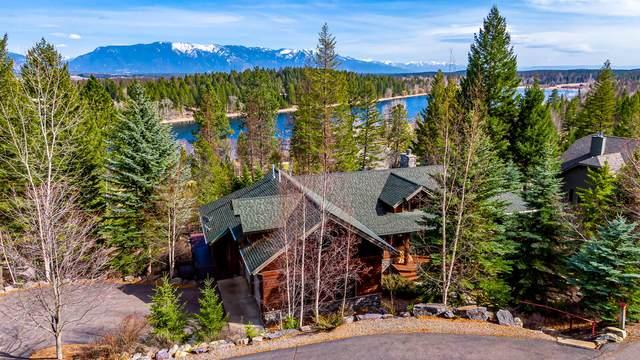 103 Mountainside Drive, Whitefish, MT 59937 (MLS #22104547) :: Peak Property Advisors