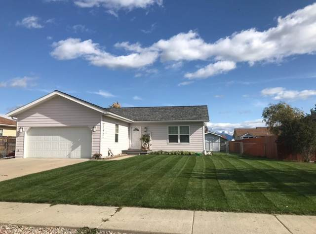1035 Klondyke Loop, Somers, MT 59932 (MLS #22104587) :: Andy O Realty Group
