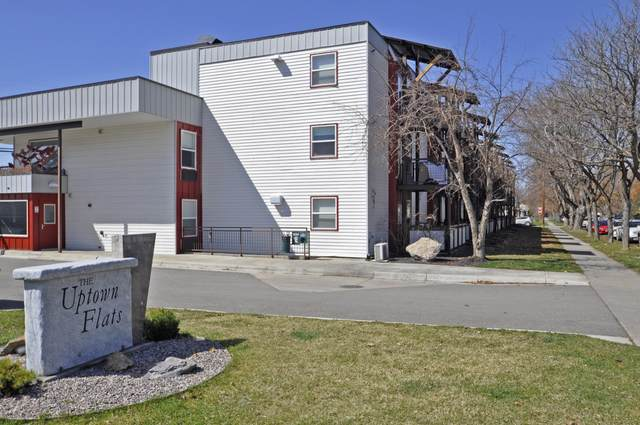 801 N Orange Street, Missoula, MT 59802 (MLS #22104613) :: Montana Life Real Estate
