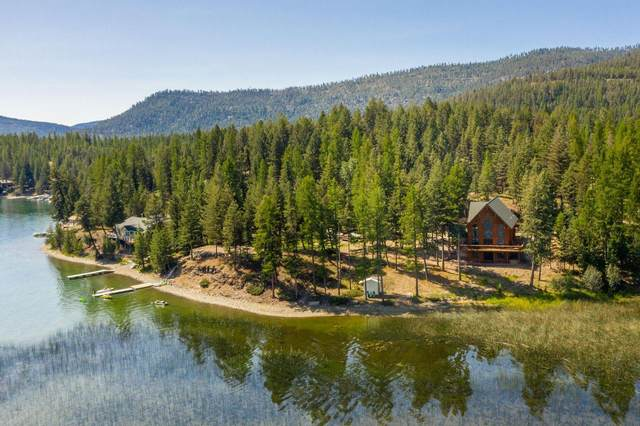835 & 855 Lodgepole Drive, Marion, MT 59925 (MLS #22104712) :: Whitefish Escapes Realty
