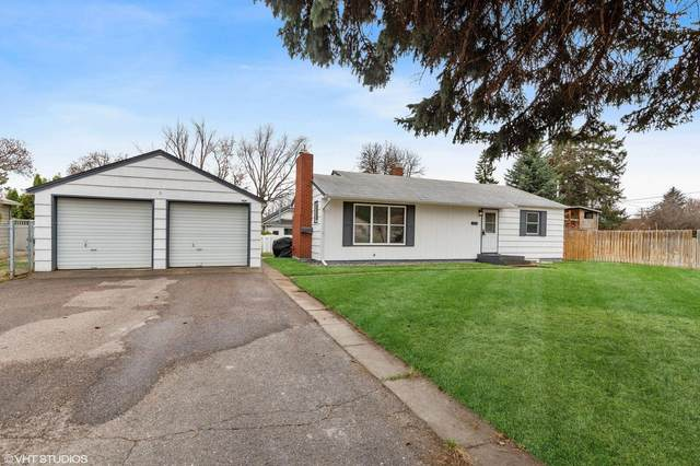 752 First Avenue EN, Kalispell, MT 59901 (MLS #22104735) :: Whitefish Escapes Realty