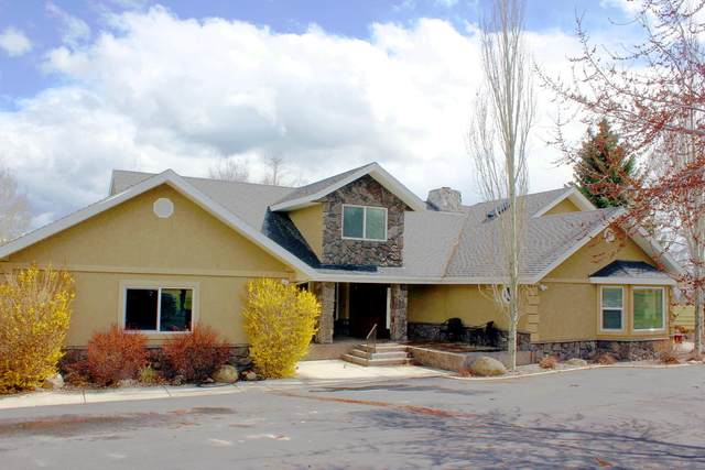 1014 Cherry Orchard Loop, Hamilton, MT 59840 (MLS #22104736) :: Andy O Realty Group