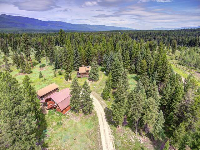 43705 Mt-83, Bigfork, MT 59911 (MLS #22104756) :: Andy O Realty Group