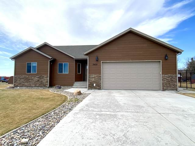 3432 Ayden Road, Helena, MT 59602 (MLS #22104771) :: Whitefish Escapes Realty