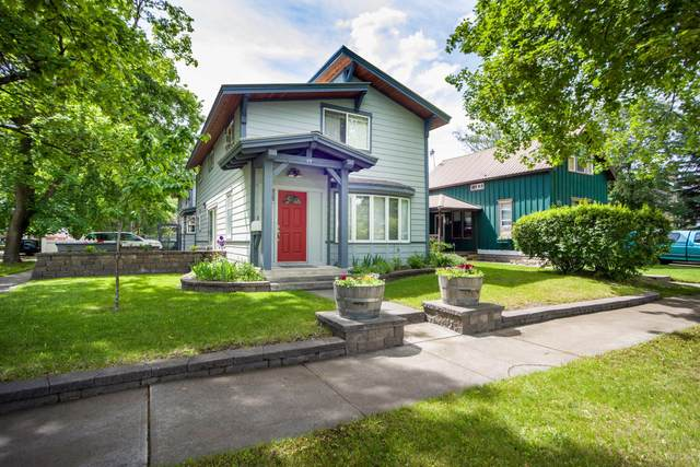48 Woodland Avenue, Kalispell, MT 59901 (MLS #22104774) :: Whitefish Escapes Realty