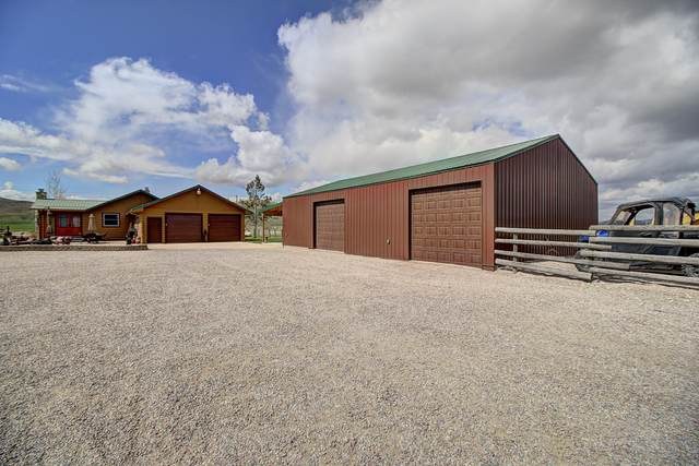 51682 Crow Dam Road, Ronan, MT 59864 (MLS #22104822) :: Andy O Realty Group