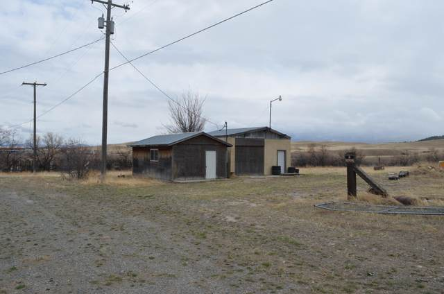 Tbd 10th Avenue, Helena, MT 59601 (MLS #22104855) :: Andy O Realty Group