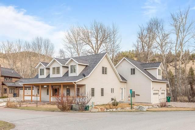 5235 Creekside Lane, Helena, MT 59601 (MLS #22104869) :: Montana Life Real Estate