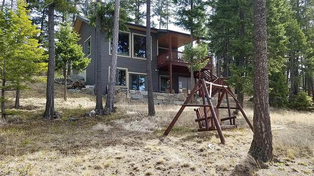 158 Kelly Court, Marion, MT 59925 (MLS #22104881) :: Montana Life Real Estate