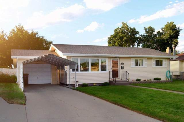 309 Carol Drive, Great Falls, MT 59405 (MLS #22104906) :: Dahlquist Realtors