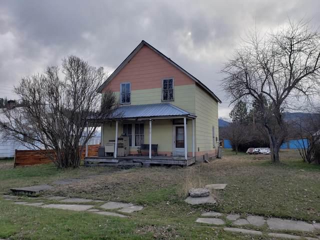 1218 Dakota Avenue, Libby, MT 59923 (MLS #22104910) :: Whitefish Escapes Realty