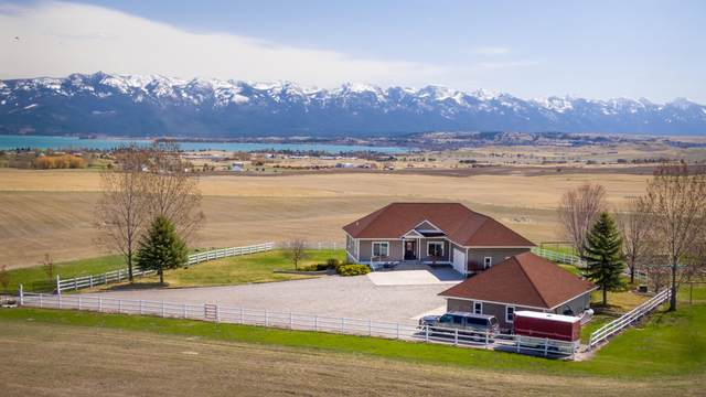 41547 Flathead View Drive, Polson, MT 59860 (MLS #22104915) :: Andy O Realty Group