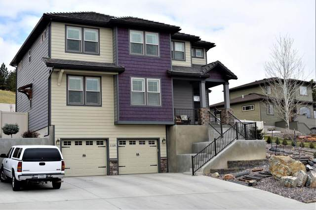 1120 Sonoma Drive, Helena, MT 59601 (MLS #22104936) :: Andy O Realty Group