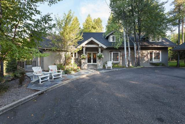 3 Tides Way, Whitefish, MT 59937 (MLS #22104971) :: Andy O Realty Group