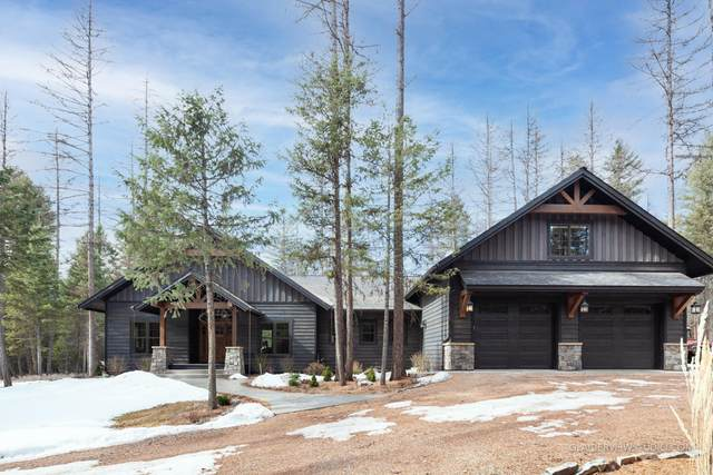 752 Whitefish Ranch Road, Whitefish, MT 59937 (MLS #22104972) :: Whitefish Escapes Realty