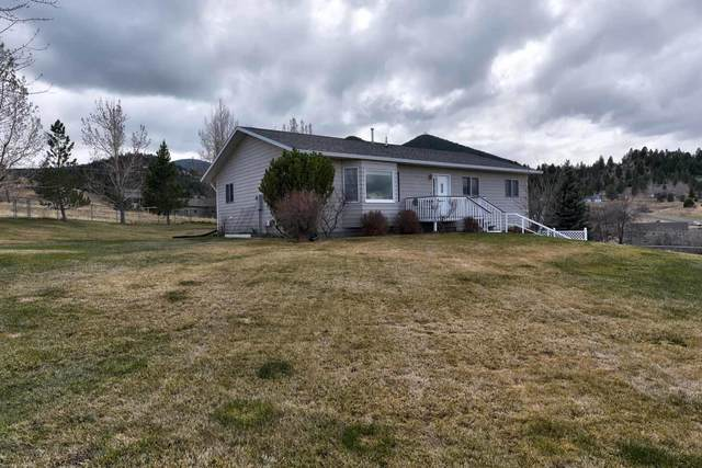 21 Bitterroot Mountain Road, Montana City, MT 59634 (MLS #22105077) :: Andy O Realty Group