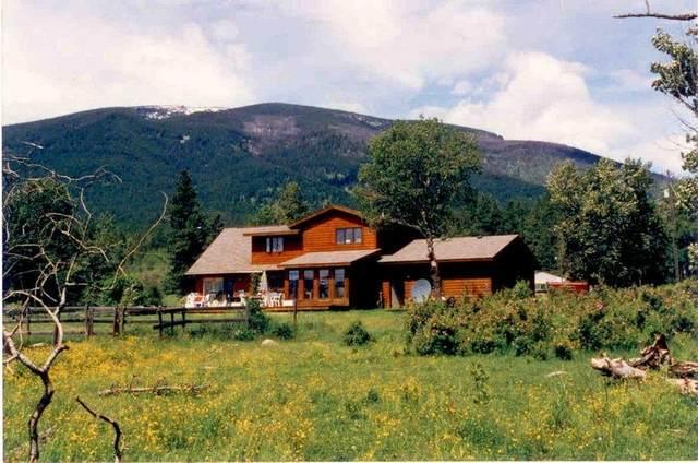 301 Gold Creek Loop, Hamilton, MT 59840 (MLS #22105108) :: Montana Life Real Estate
