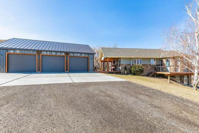 535 Wilson Butte Road, Great Falls, MT 59405 (MLS #22105120) :: Whitefish Escapes Realty