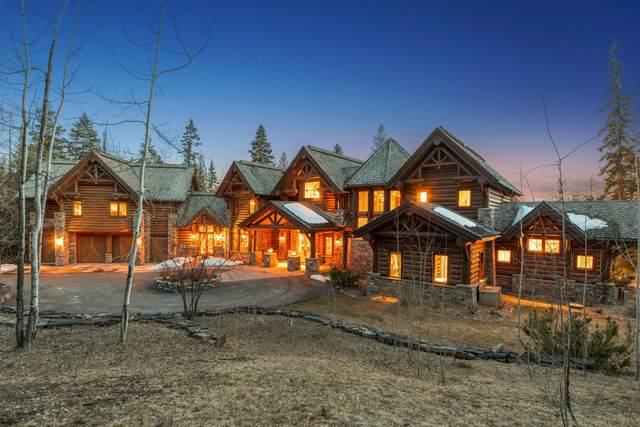 105 Huckleberry Lane, Whitefish, MT 59937 (MLS #22105127) :: Montana Life Real Estate