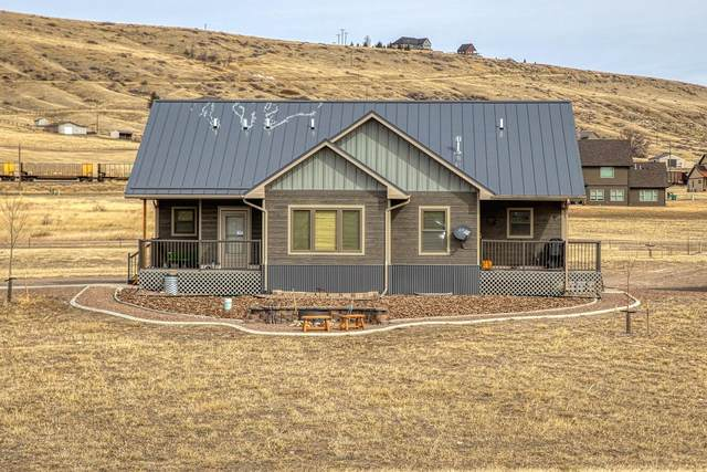 21 Sandstone Lane, Great Falls, MT 59404 (MLS #22105130) :: Andy O Realty Group