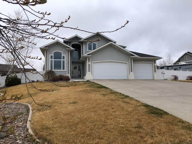 1005 34th Avenue NE, Great Falls, MT 59404 (MLS #22105139) :: Andy O Realty Group