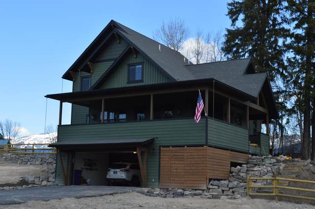 1001 Creek View Drive, Whitefish, MT 59937 (MLS #22105164) :: Whitefish Escapes Realty