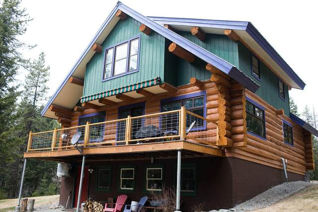 150 Hummingbird Lane, Whitefish, MT 59937 (MLS #22105179) :: Whitefish Escapes Realty