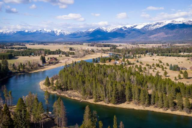 1210 Swan Horseshoe, Bigfork, MT 59911 (MLS #22105182) :: Whitefish Escapes Realty