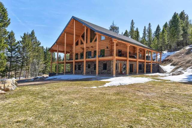 1815 Herrin Lake Road, Lincoln, MT 59639 (MLS #22105213) :: Andy O Realty Group