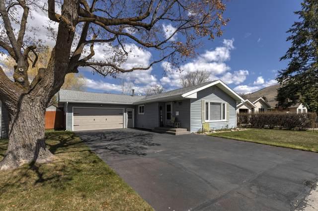 630 Fairview Avenue, Missoula, MT 59801 (MLS #22105239) :: Peak Property Advisors