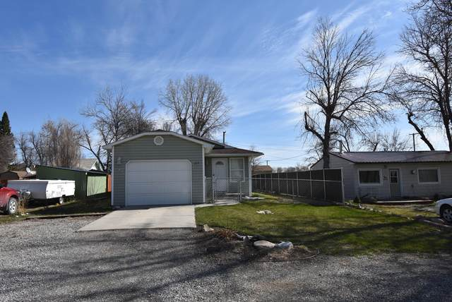 217 2nd Avenue SW, Choteau, MT 59422 (MLS #22105255) :: Andy O Realty Group