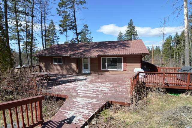 238 Deer Trail, Whitefish, MT 59937 (MLS #22105257) :: Andy O Realty Group