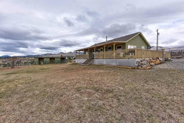 3415 Woodridge Trail, Helena, MT 59602 (MLS #22105258) :: Andy O Realty Group