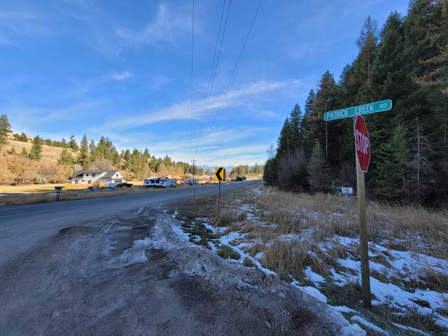 1080 Patrick Creek Road, Kalispell, MT 59901 (MLS #22105282) :: Andy O Realty Group