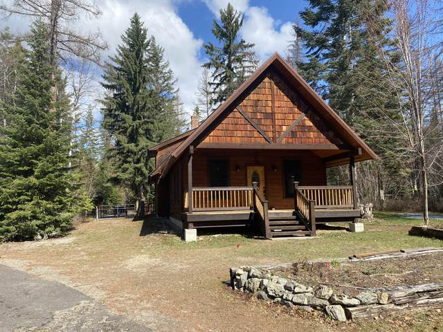 17 Snowshoe Flats Road, Whitefish, MT 59937 (MLS #22105387) :: Montana Life Real Estate