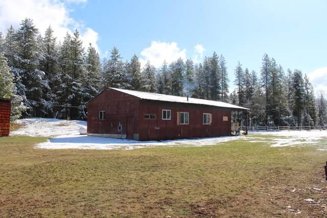 403 Timber Creek Road, Haugan, MT 59842 (MLS #22105398) :: Andy O Realty Group