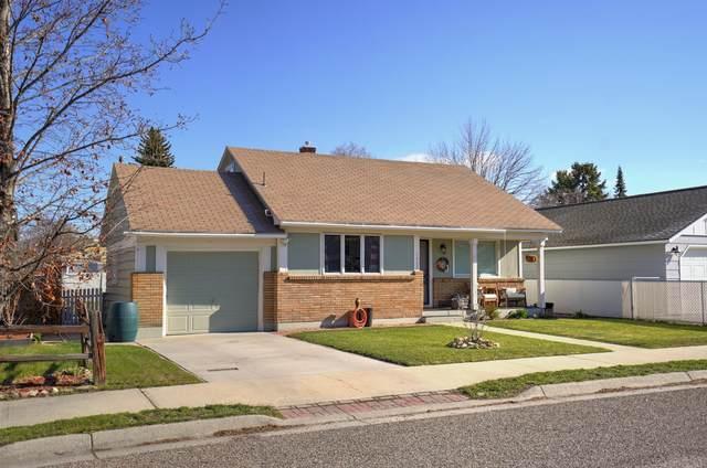 1920 Kensington Avenue, Missoula, MT 59801 (MLS #22105403) :: Montana Life Real Estate