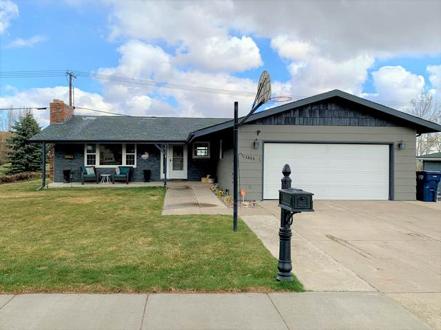 1455 Park Garden Road, Great Falls, MT 59404 (MLS #22105410) :: Dahlquist Realtors