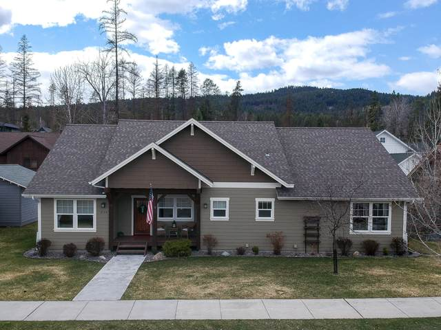 210 Trestle View Court, Whitefish, MT 59937 (MLS #22105421) :: Dahlquist Realtors