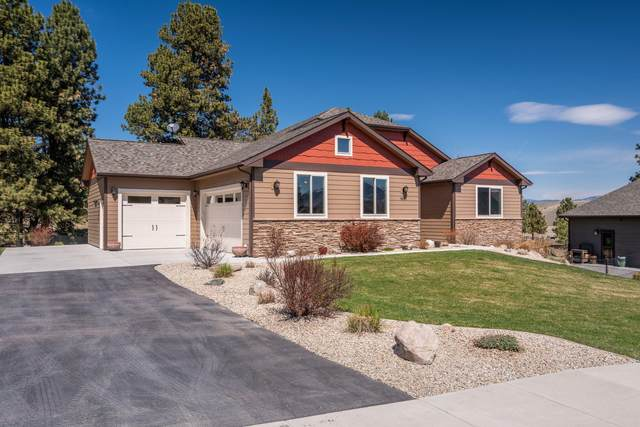 10291 Coulter Pine Street, Lolo, MT 59847 (MLS #22105429) :: Andy O Realty Group