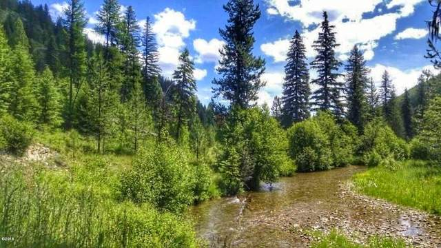 Nhn E Fisher River Road, Libby, MT 59923 (MLS #22105437) :: Dahlquist Realtors