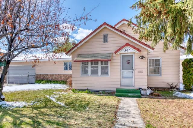 501 S 8th Street, Hamilton, MT 59840 (MLS #22105454) :: Andy O Realty Group