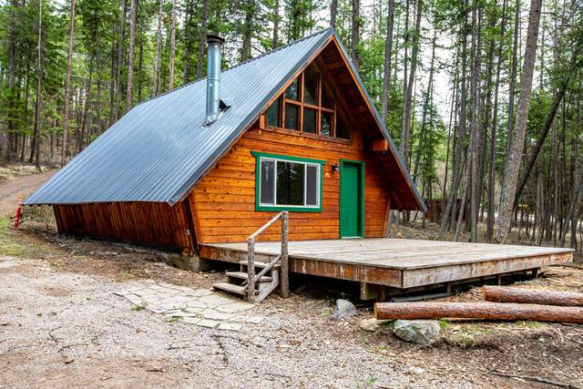 2288 Cedar Lane, Whitefish, MT 59937 (MLS #22105470) :: Andy O Realty Group