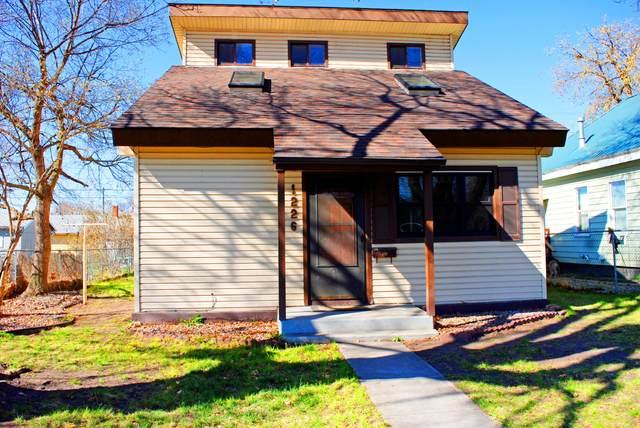 1226 Cooper Street, Missoula, MT 59802 (MLS #22105516) :: Peak Property Advisors