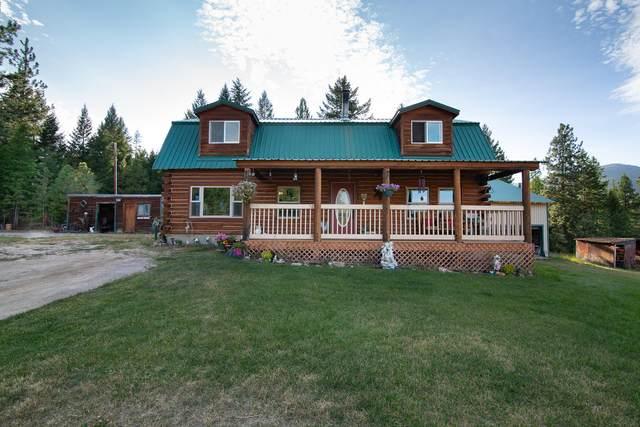 13075 Severin Meadows Trail, Lolo, MT 59847 (MLS #22105525) :: Peak Property Advisors