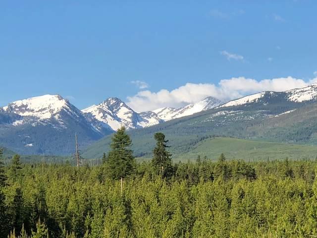 Nhn Elk Creek Road, Condon, MT 59826 (MLS #22105543) :: Montana Life Real Estate