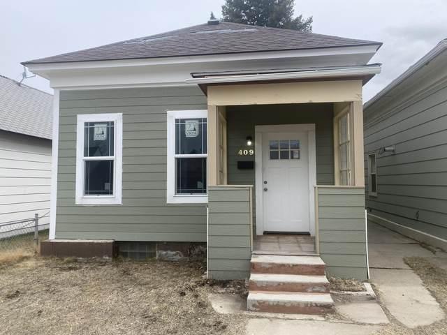 409 Cherry Street, Anaconda, MT 59711 (MLS #22105641) :: Peak Property Advisors