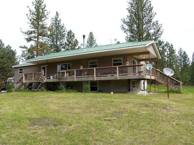 3185 Hubbart Dam Road, Marion, MT 59925 (MLS #22105772) :: Peak Property Advisors