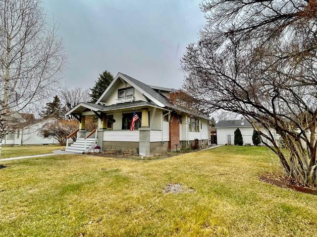 804 Broadway Street, Townsend, MT 59644 (MLS #22105884) :: Andy O Realty Group